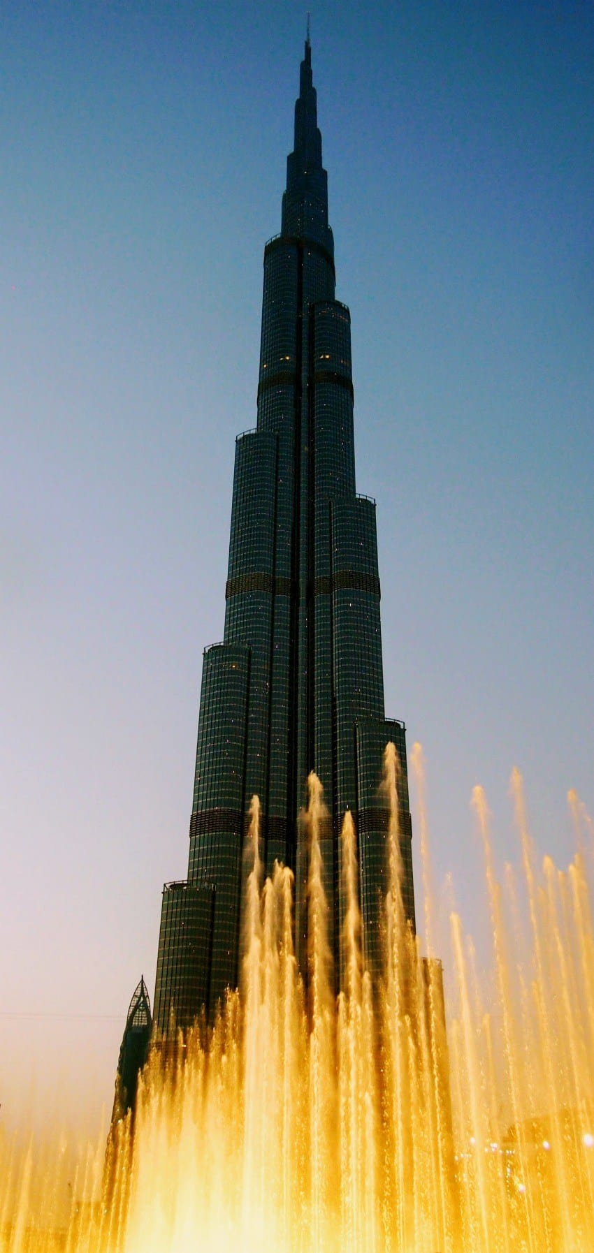 Burj Khalifa Dubai Travel Blog Guide