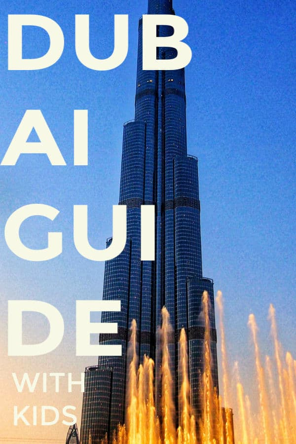 Dubai travel guide. Everything on visiting Dubai