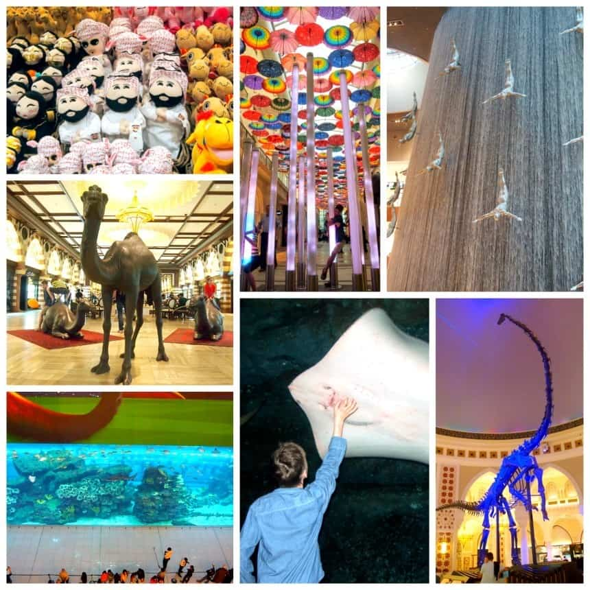 Dubai Mall blog and guide