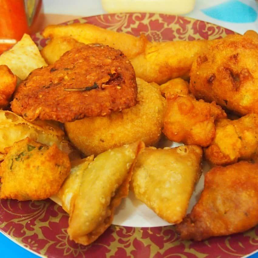 Dubai food street food souk