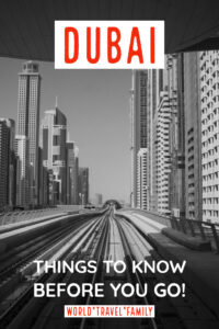 Dubai Travel. A travel blog and guide for Dubai