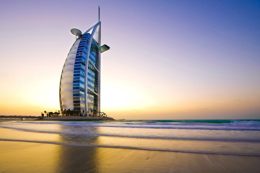 Dubai travel blog Where to stay ultimate luxury presti