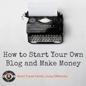 How to Start a Blog and Make Money - 6 Simple Steps