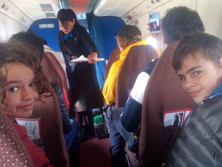 kids on a plane kids from world travel family travel blog