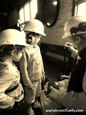 coal mine Wales. Why do we home school?