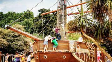 Visiting London With Children Princess Diana Memorial Playground