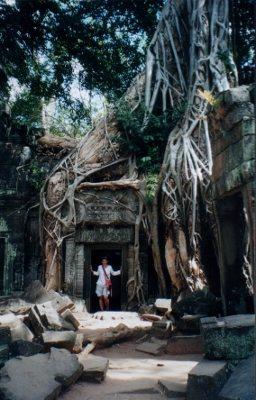 Ankor Wat , Cambodia