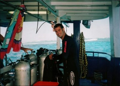 Diving Great Barrier Reef