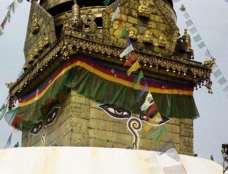 Swayambunath, Kathmandu