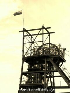Coal Mine, Wales
