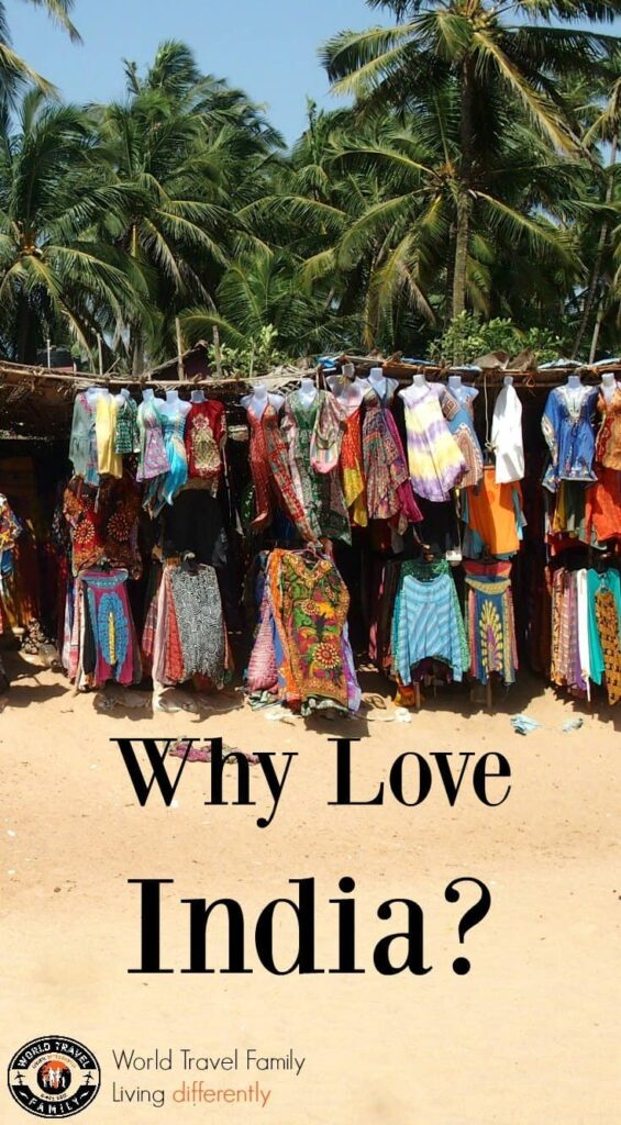 Why love India