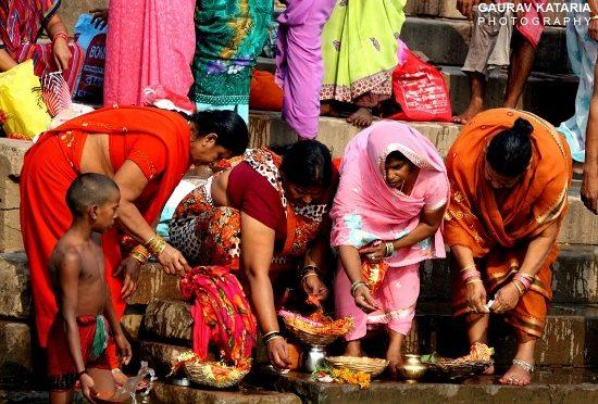 Why do I love India Varanassi