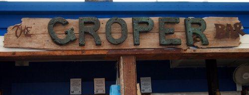 Groper or grouper