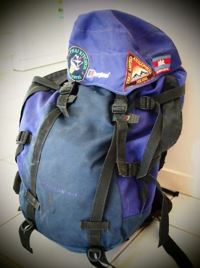packing anxiety and the best trekking pack ever