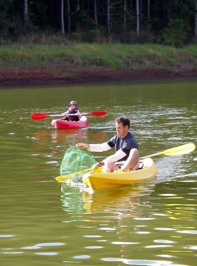 Lake Tinaroo Homeschool camp