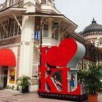 Kuala Lumpur Malaysia, I love K: