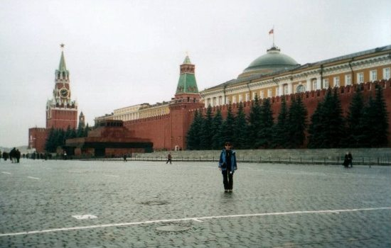 Where to go on a RTW  Moscow  Russia Red Square