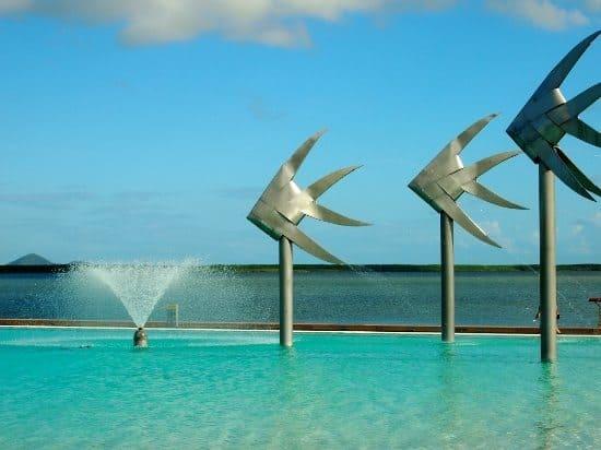 The Cairns Lagoon Australia
