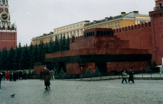 Where to go on a RTW Russia, Moscow Lenin's tomb