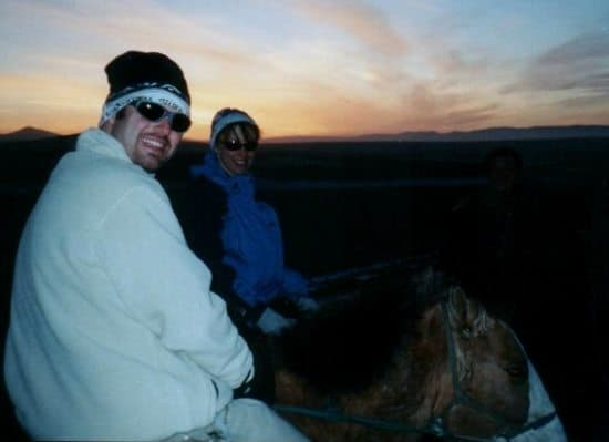 Mongolian Ger Camp Experience