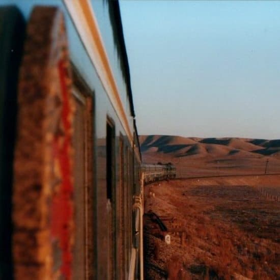 Visiting Mongolia on the Trans Siberian Express