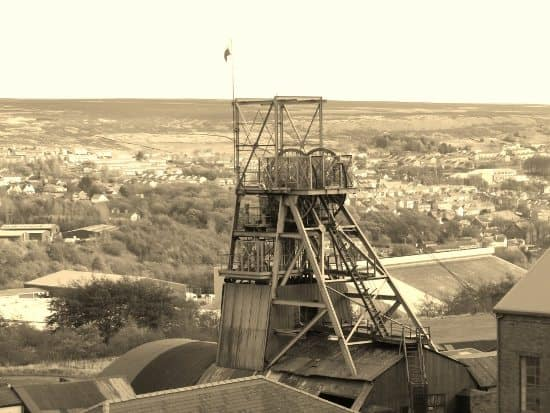 big pit touring the Uk with children best homeschool field trip