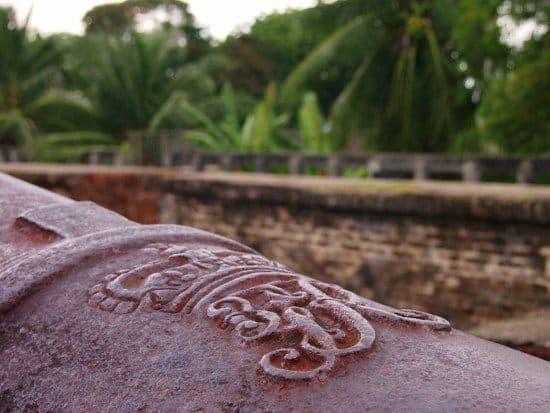 Penang Malaysia Fort Cornwallis