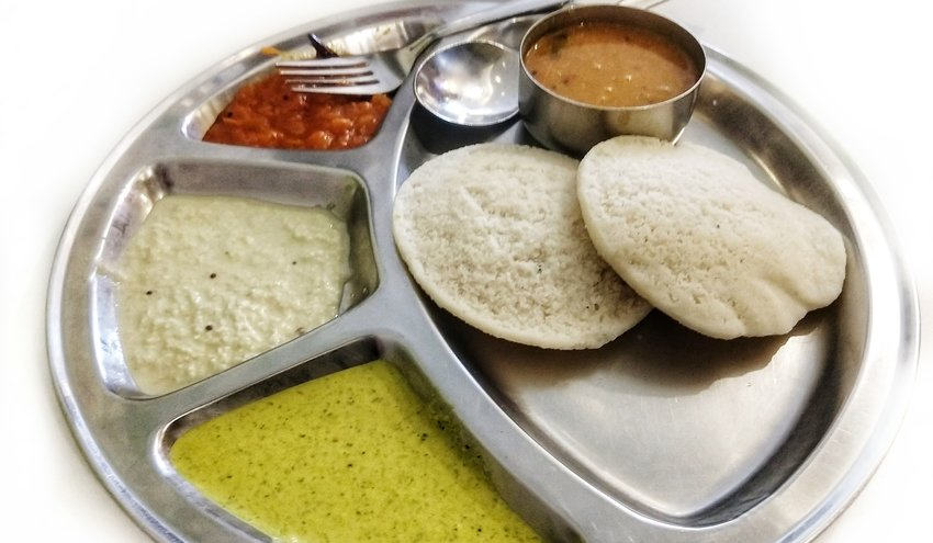 idli indian food in malaysia traditional indian dish