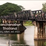 Bangkok to Kanchanaburi. By Train, Bus or Otherwise