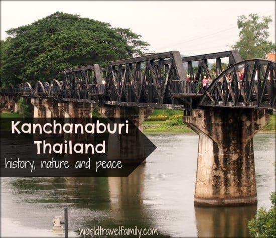 Bangkok to Kanchanaburi ( By Train, Bus, Car, Day Trips