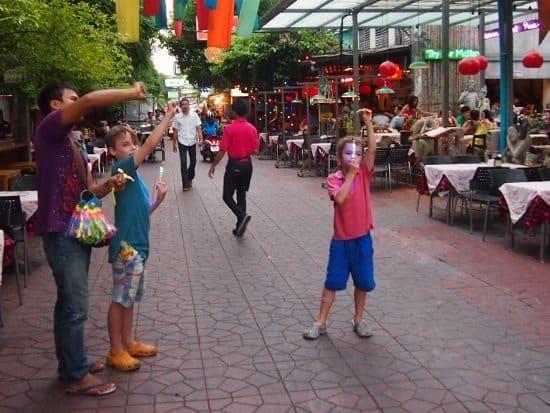 love bangkok Rambuttri Rd.