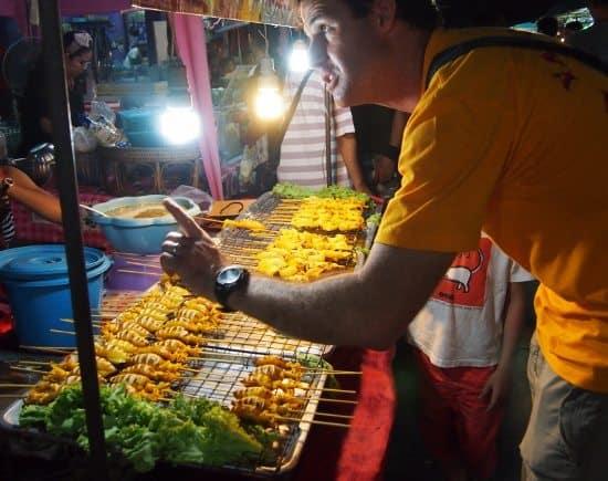Night Market Kanchanaburi