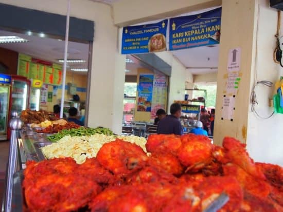 Where to eat on a budget batu ferringhi