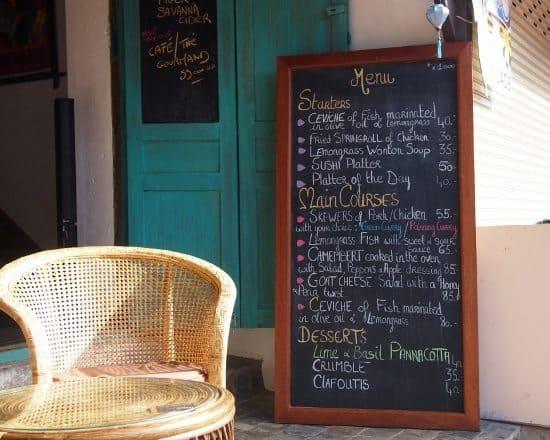 Pretty Cafes Luang Prabang, Laos.