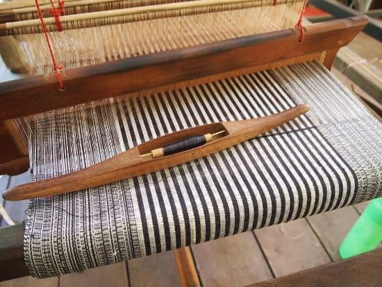 Silk Weaving at Ock Pop Tok Luang Prabang