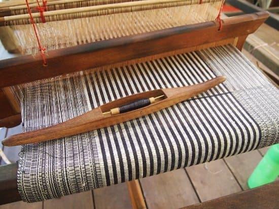Silk Weaving at Ock Pop Tok Luang Prabang