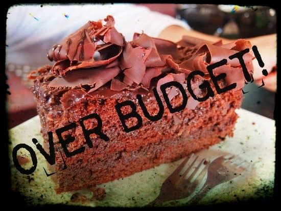Laos budget.over budget for laos
