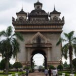 The Monster of Concrete, Vientiane