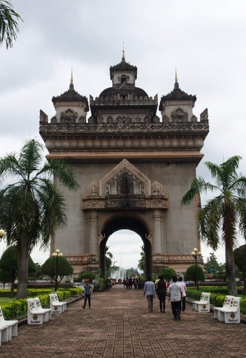 Things to do in Vientiane Laos with children