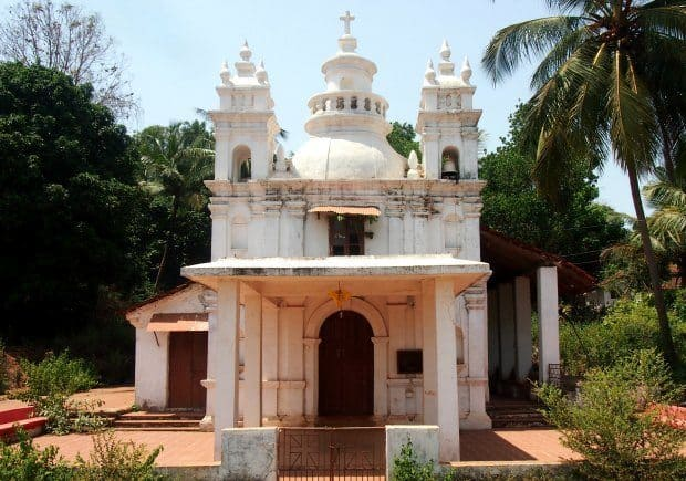 Church in Goa India