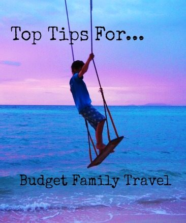 Family Budget Travel Thailand