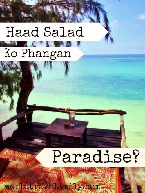 Staying on Haad Salad Ko Phangan Dangers and Annoyances