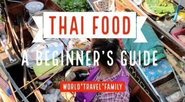 Thai Food a beginner's guide Cooking
