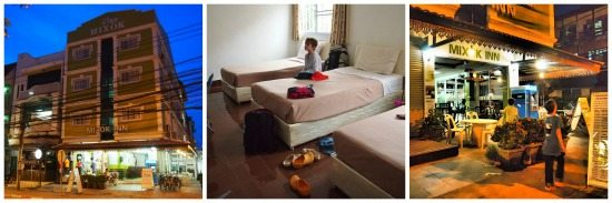 Vientiane Laos family accommodation