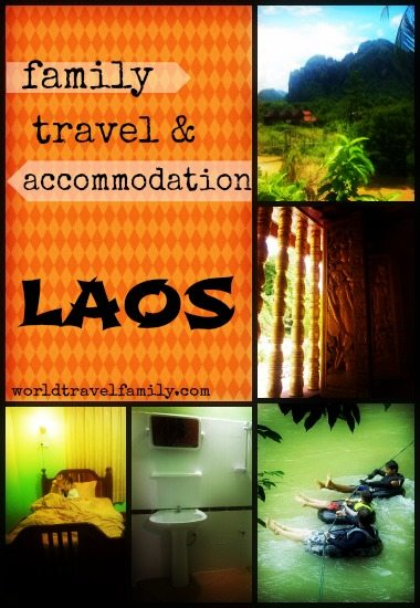 laos family accommodation family travel