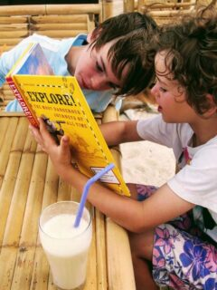 Explore the most dangerous journeys of all time kids favourite travel book great gift