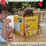Travel related gifts and Gift ideas for travelling kids