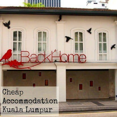 Cheap Accommodation