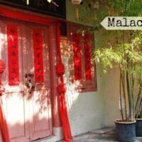 Malacca Travel Blog. First Impressions.