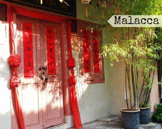 Malacca Old Town Travel Blog and Guide